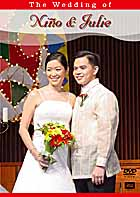 Nino & Julie's Wedding DVD Cover