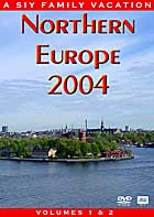 Northern Europe 2004 DVD Cover
