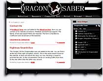 Dragonsaber Red